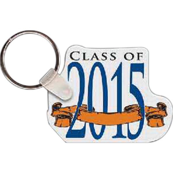 Imprinted Class of 2015 Key Tag
