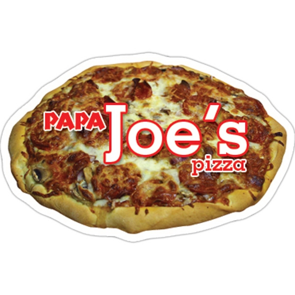 Promotional Pizza Magnet