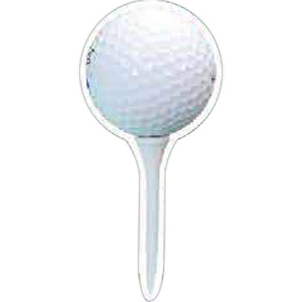 Customized Golf Ball & Tee Magnet