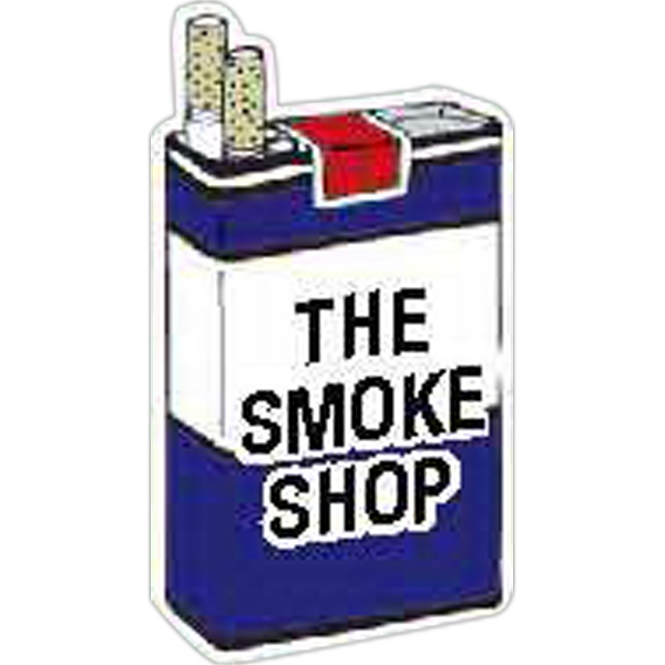 Custom Cigarette Pack Magnet