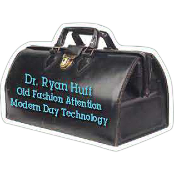 Personalized Doctors Bag Magnet