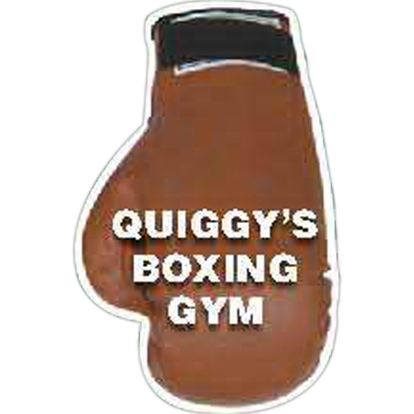 Customized Boxing Glove Magnet
