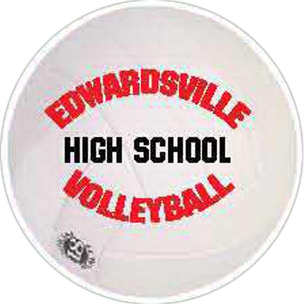 Printed Volley Ball Magnet