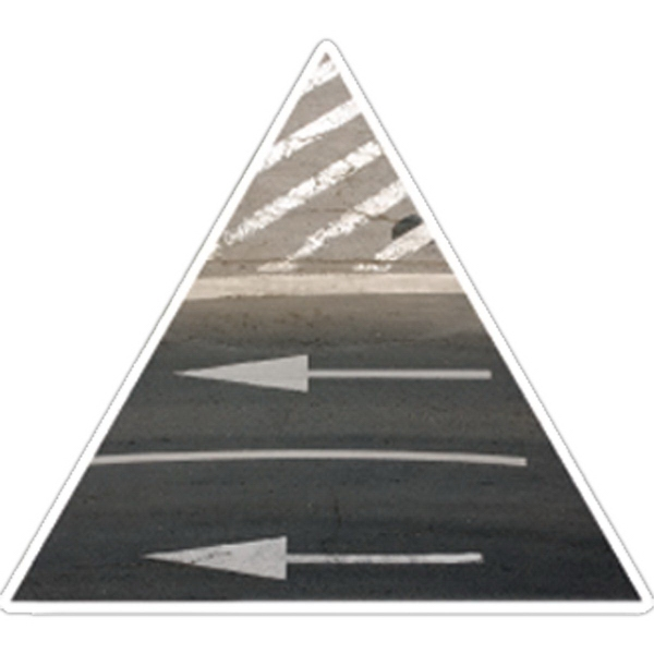 Printed Triangle Magnet