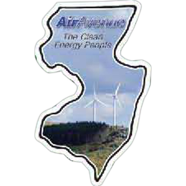 Promotional New Jersey Magnet