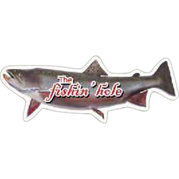 Promotional Fish Magnet