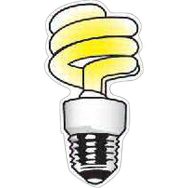 Promotional Light Bulb New Magnet