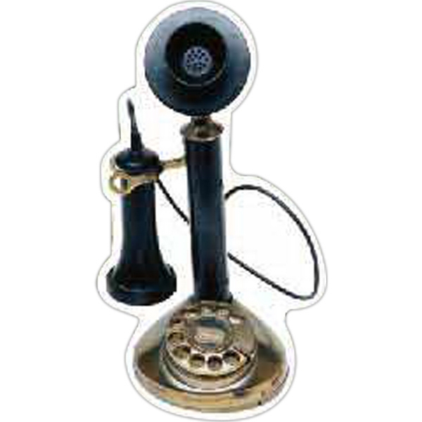 Personalized Old Telephone Magnet