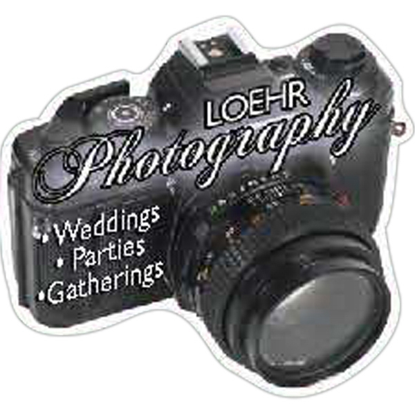 Personalized Camera Magnet