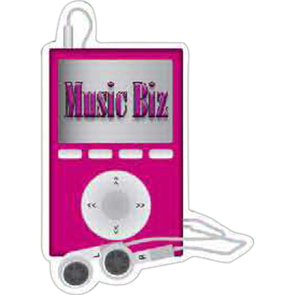 Customized MP3 Player Magnet