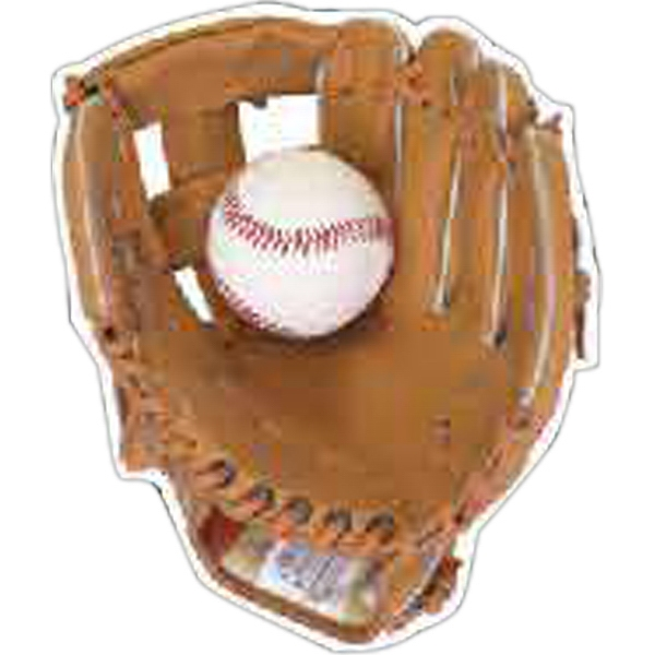 Custom Baseball Glove Magnet