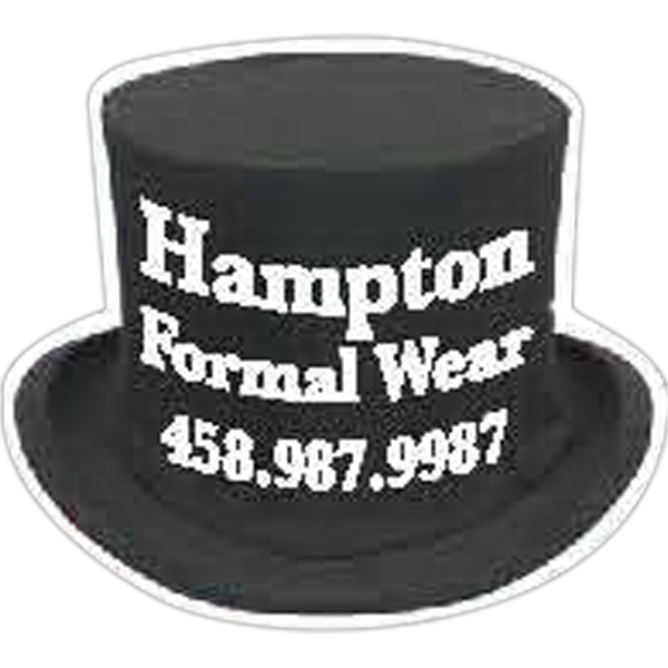 Customized Top Hat Magnet
