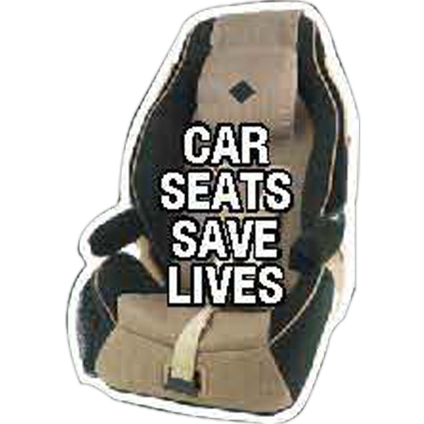 Personalized Car Seat Magnet