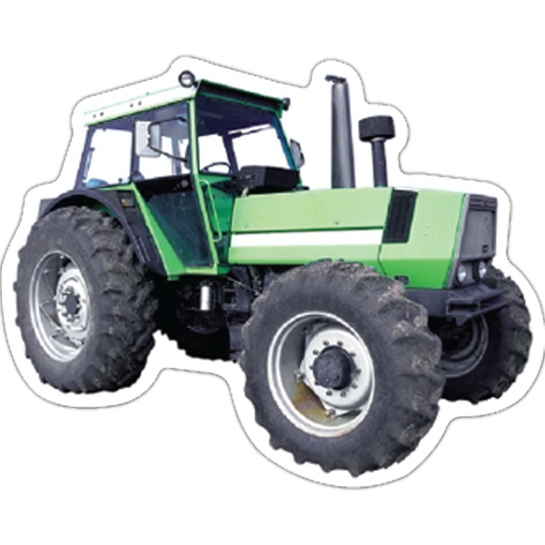 Customized Tractor Magnet