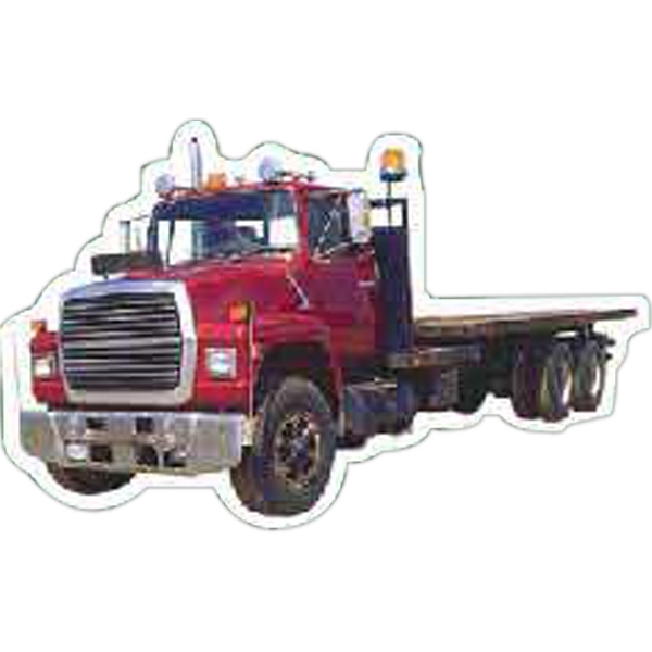Customized Semi Truck Magnet