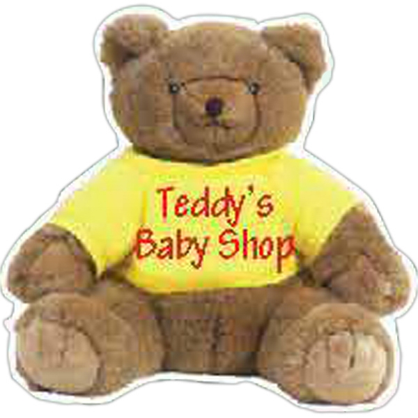 Personalized Teddy Bear Magnet