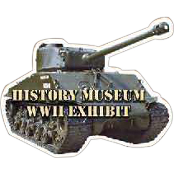 Promotional Military Tank Magnet