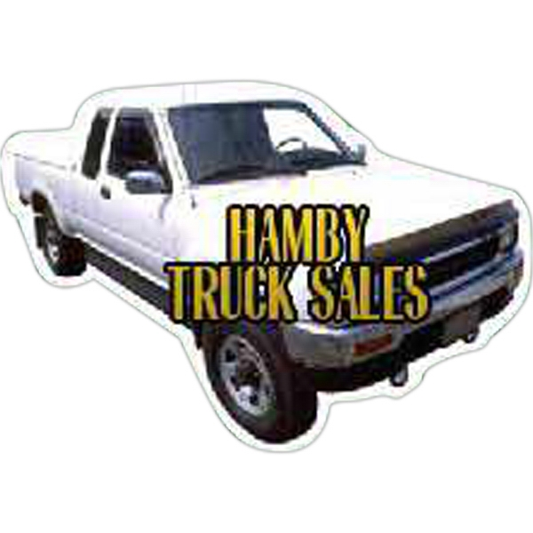 Customized Truck Magnet