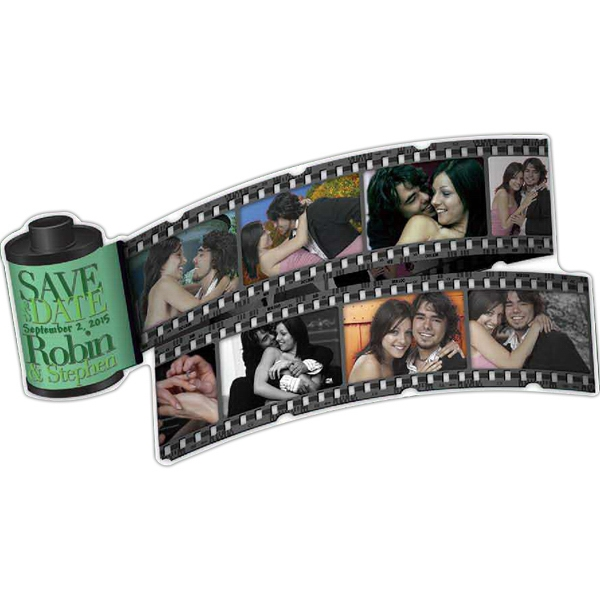Promotional Save The Date Magnet
