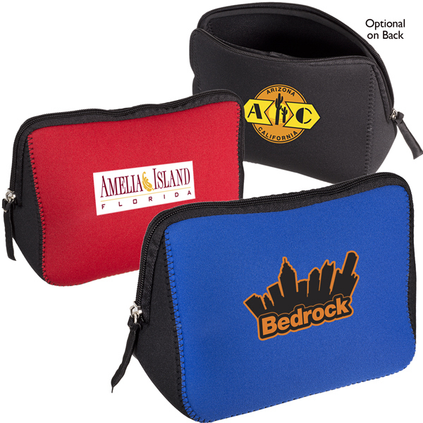 Customized Neoprene Traveler's Pouch
