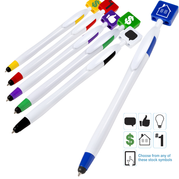 Promotional Billboard Pen/Stylus