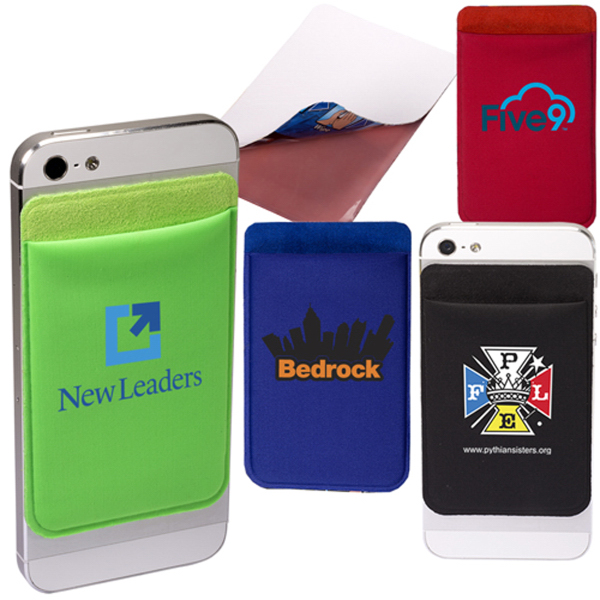Promotional Mobile Device Pocket