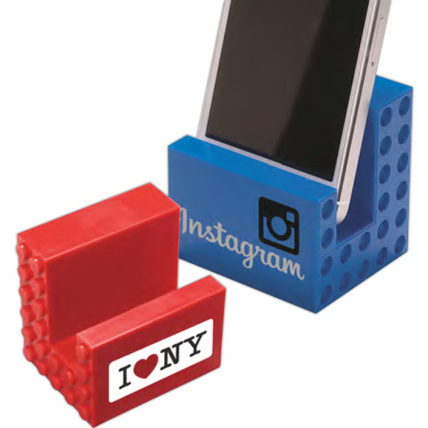 Custom Logo-Blox (TM) Phone Stand