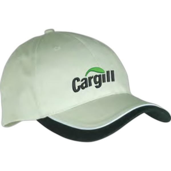 Custom Low-Profile Structured Cap