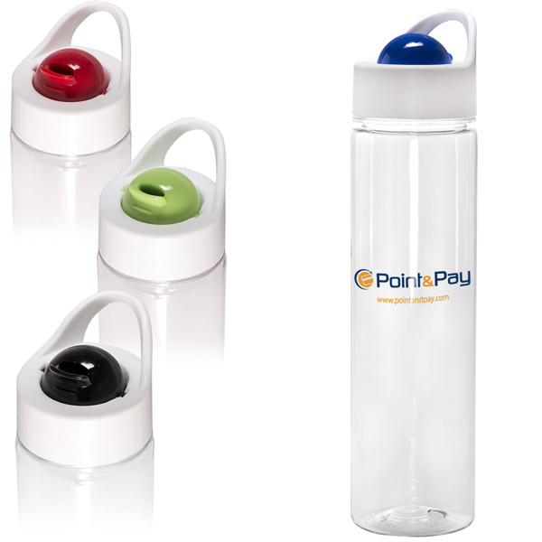 Printed Tritan (TM) Swivel-Sip Bottle