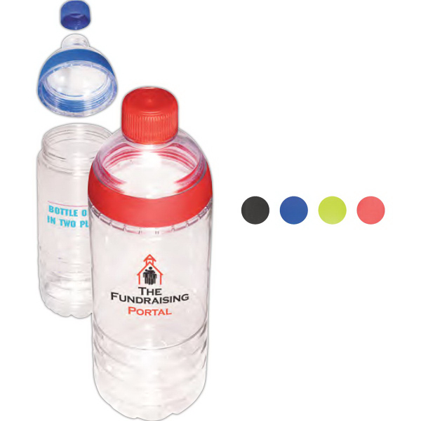 Imprinted Easy Fill Tritan (TM) Bottle