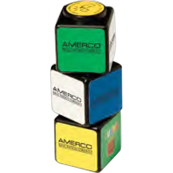 Promotional Custom Rubik's (R) Highlighter