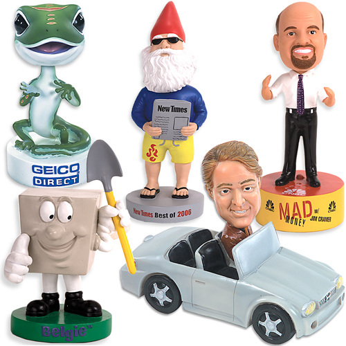 Personalized Custom Bobbleheads