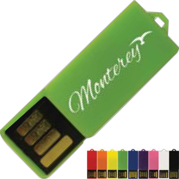 Imprinted Monterey USB Flash Drive