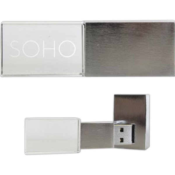 Custom Soho USB Flash Drive