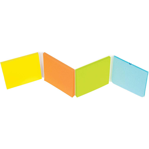 Imprinted Post-it® Notes Flip Cube