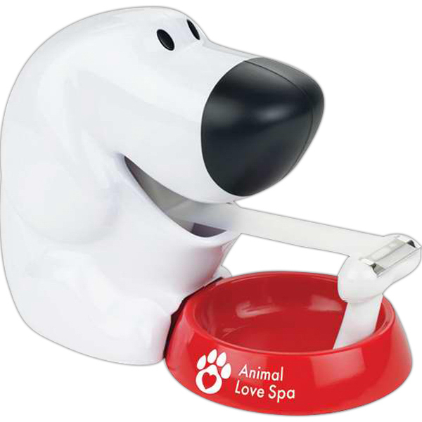 Printed Scotch (R) Magic (TM) Tape Dispenser - Dog
