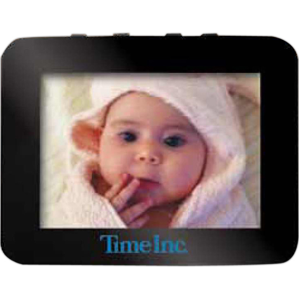 "Personalized Magnetic 3.5"" Digital Photo Frame"