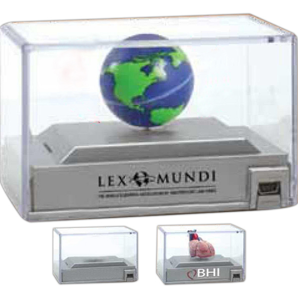 Printed Globe Hub 4 port USB hub