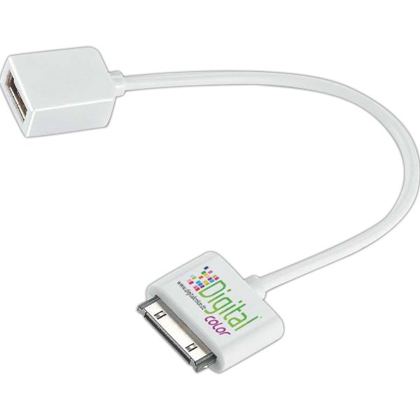 Customized Ipad USB Connection Kit