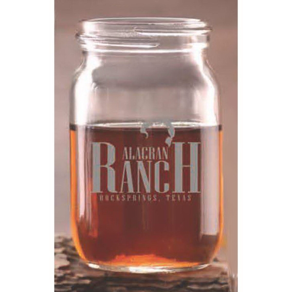 Customized Jar Shot Glass