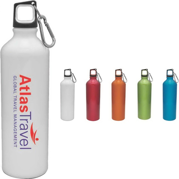 Imprinted Aluminum Scuba Collection Water Bottle