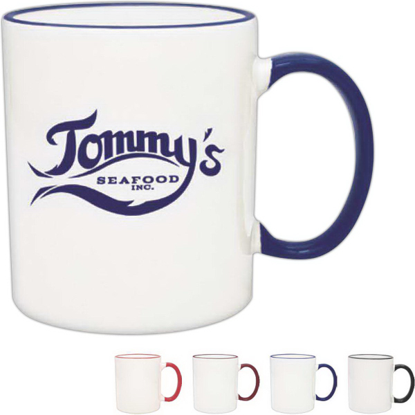 Promotional Duo-Tone Collection Mug