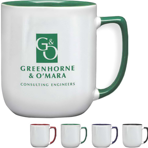 Promotional Duo-Tone Noble Collection Mug
