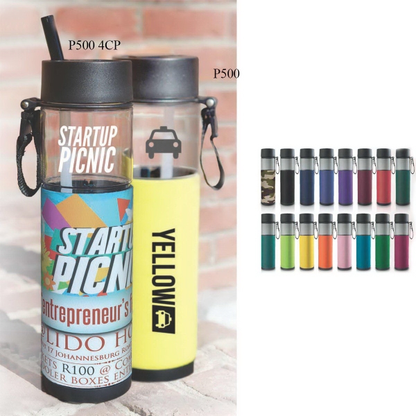 Personalized Alta Series Water Bottle - 4CP