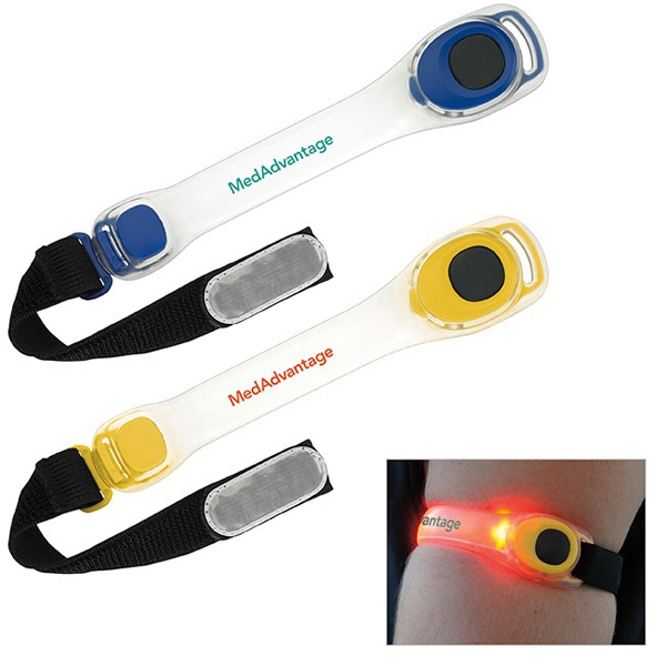 Printed Safety Light Arm Band