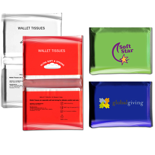 Printed Tissue Pack