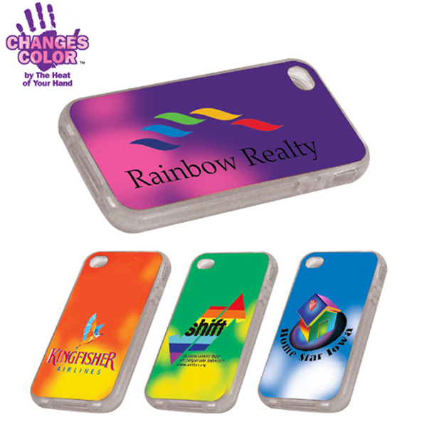 Personalized Flexi Mood Phone Case, Full Color Digital