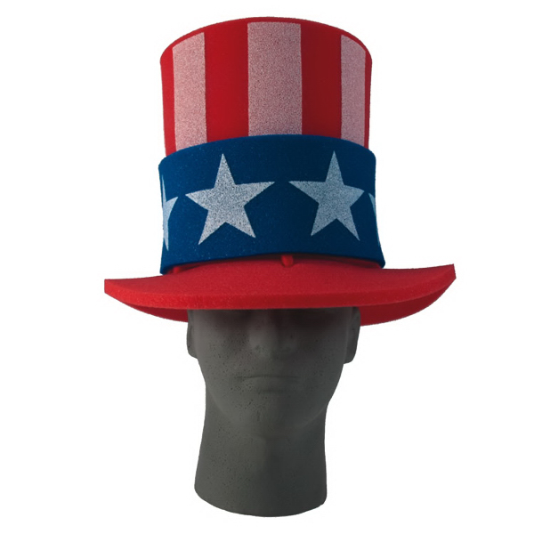Promotional Foam Top Hat