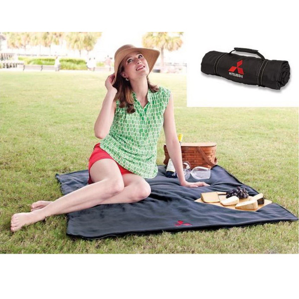 Personalized High Country Picnic Blanket