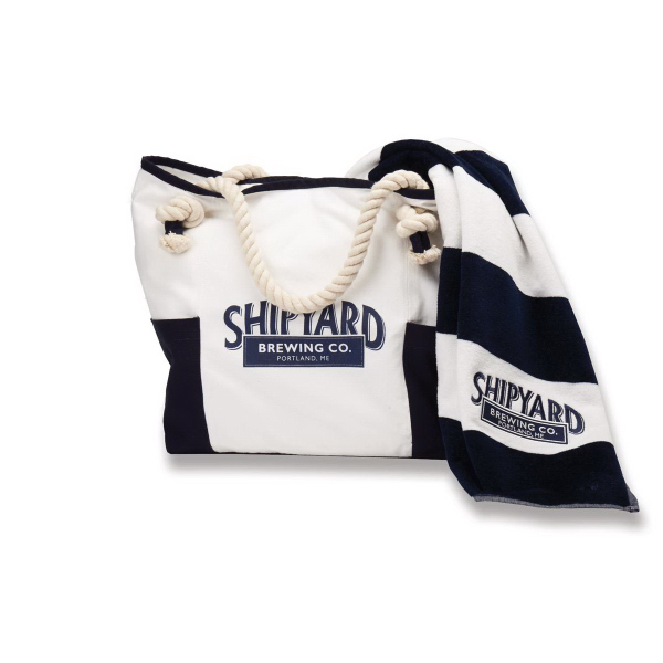 Custom Portland Bag (TM) & Towel